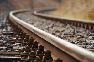 Rails and ballast