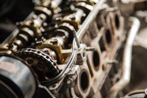 Image of engine. Photo by Garett Mizunaka on Unsplash
